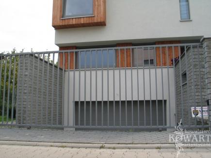 nowoczesne bramy
